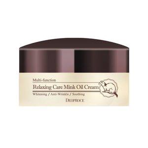 Relaxing Care Mink Oil Cream