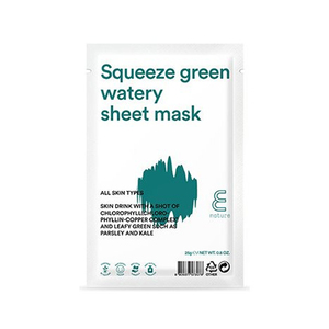 products/images/ENATURE-SqueezeGreenWaterySheetMask.jpg
