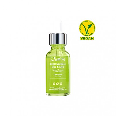 Super Soothing Cica & Aloe Facial Serum