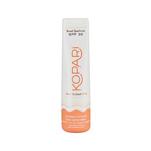 Sundaze Mineral Face Sunscreen