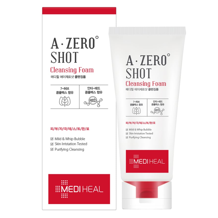 related product products/images/MEDIHEAL-AZeroShotCleansingFoam.jpg