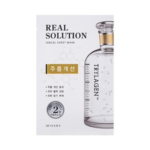 related product products/images/MISSHA-RealSolutionTencelSheetMaskWrinkleCare.jpg