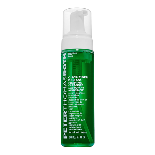 related product products/images/PeterThomasRoth-CucumberDeToxFoamingCleanser