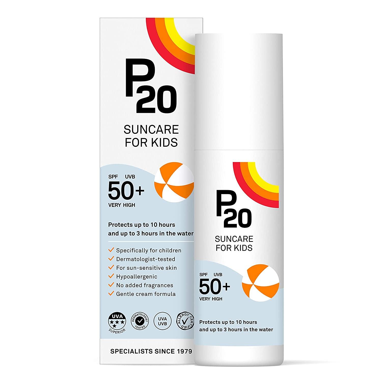 Picky Skincare   P20 Sun Cream For Kids SPF20+