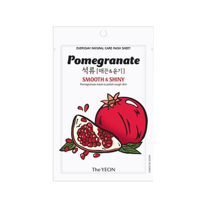 related product products/images/TheYeon-NaturalCareEssenceMaskSheetPomegranate.jpg