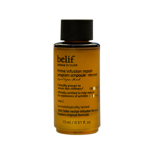 related product products/images/belif-PrimeInfusionRepairProgramAmpouleRecover.jpg